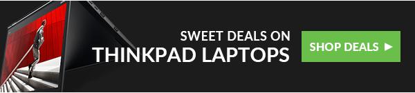 Deals on ThinkPad Laptops