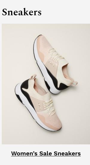 Womens Sale Sneakers