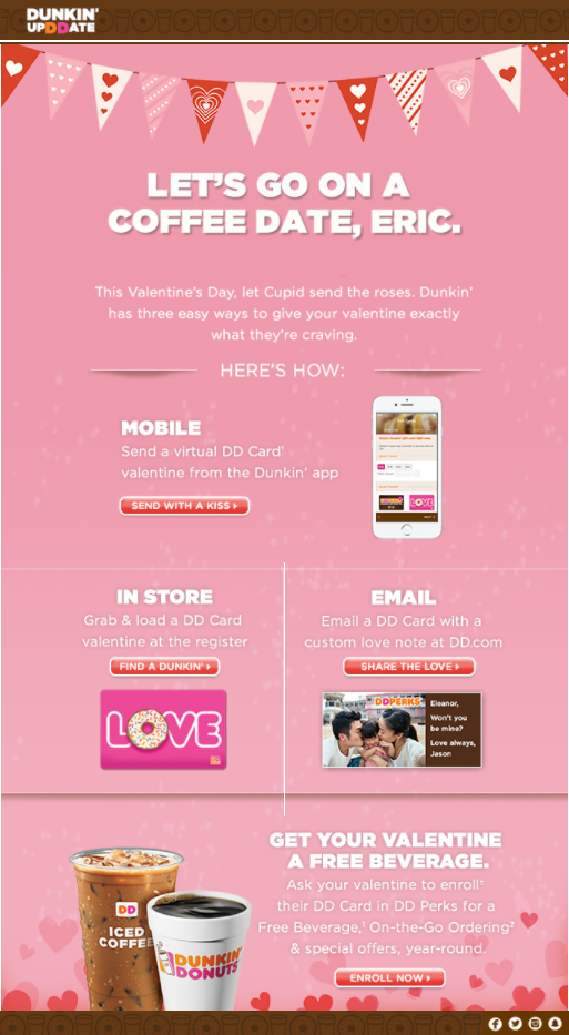 Our 5 Favorite Valentine S Day 2017 Emails Movable Ink Blog