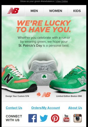 b2e6ab8454cc Go Green with These 4 St. Patrick s Day Email Ideas