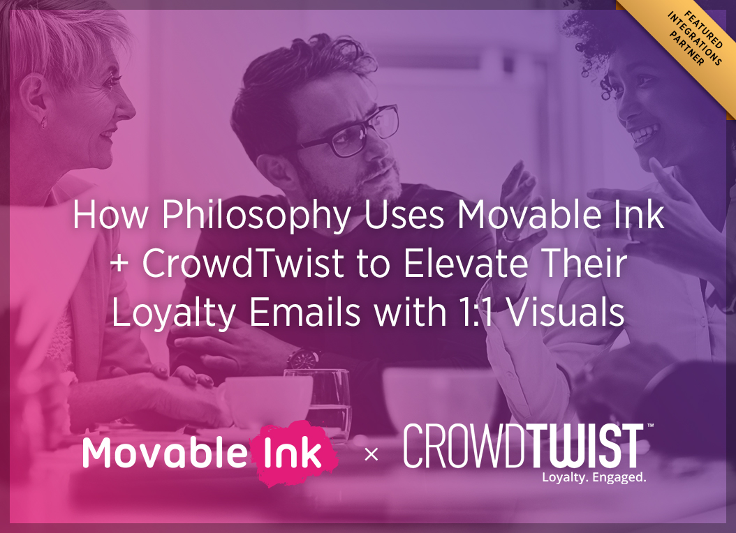 Philosophy + CrowdTwist Case Study LP Image