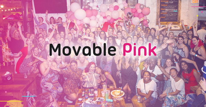 Movable Pink Takes on 2021