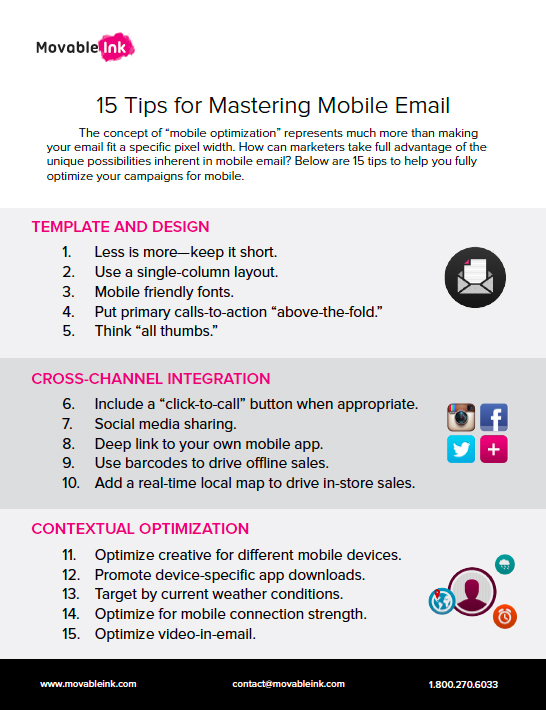 Mastering Mobile Email PDF