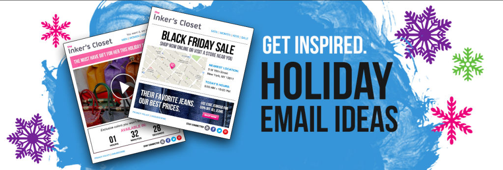 2013 Holiday Email Marketing Inspiration Guide