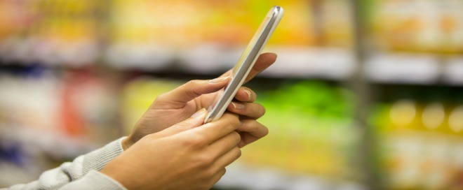 Mobile shopping statistics show a hidden secret.
