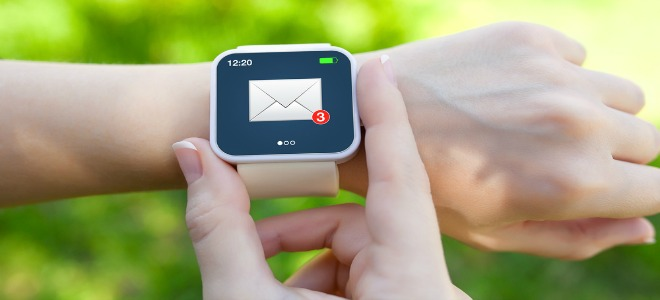 The Apple Watch could mean big changes for email marketers.
