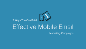 Responsive Email Strategy