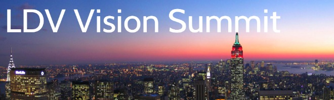 LDV Vision Summit on May 20