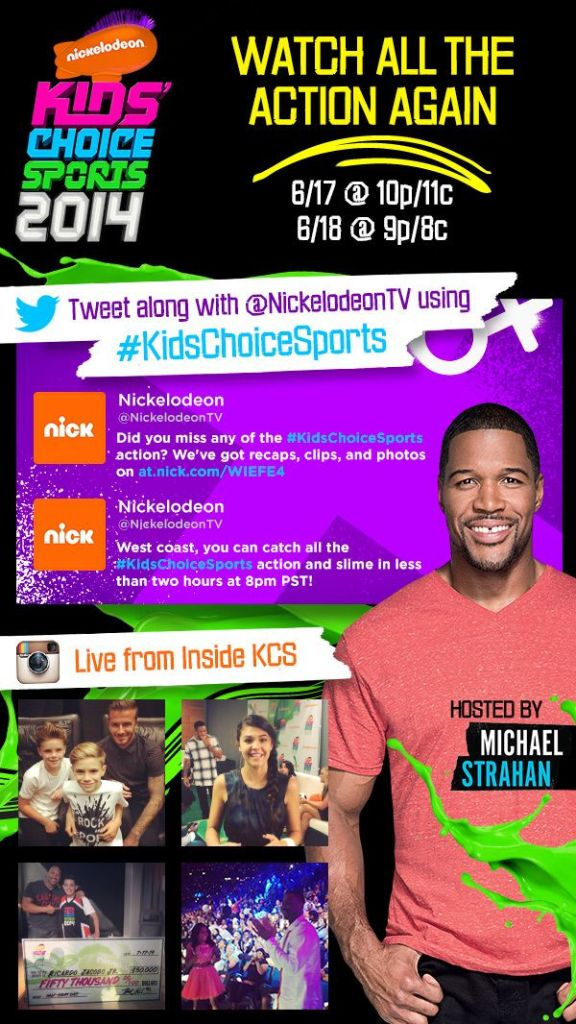 Nickelodeon email marketing and social media marketing strategy