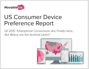 Email Mobile Device Conversion Research