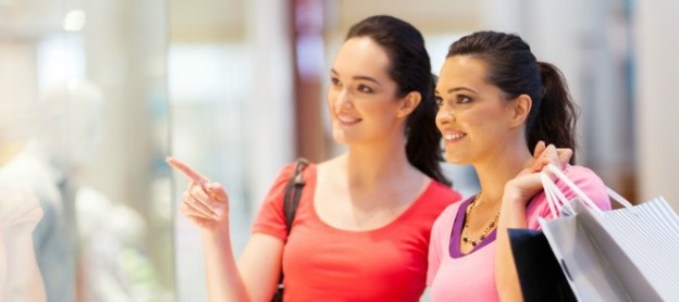 Retail research shows that people still want traditional shopping experience.