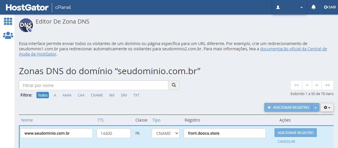 dooca-commerce-entrada-cname02-dns-hostgator.jpg