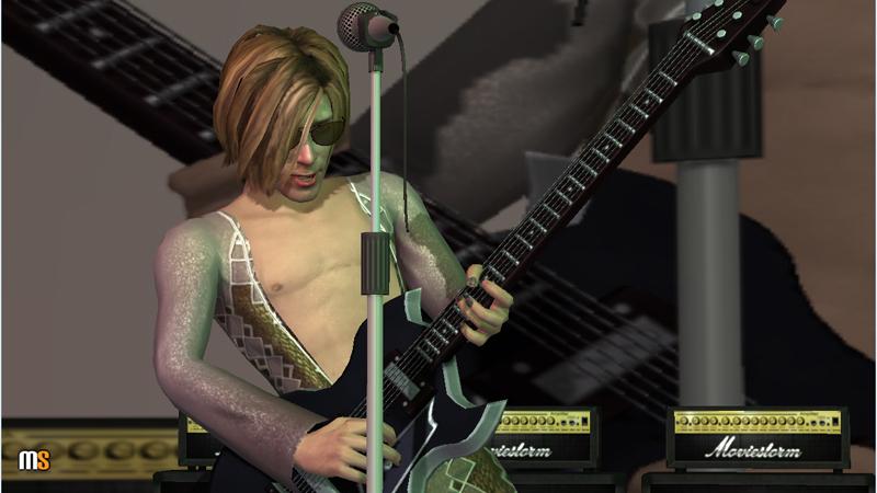 Storm - Guitar Legend