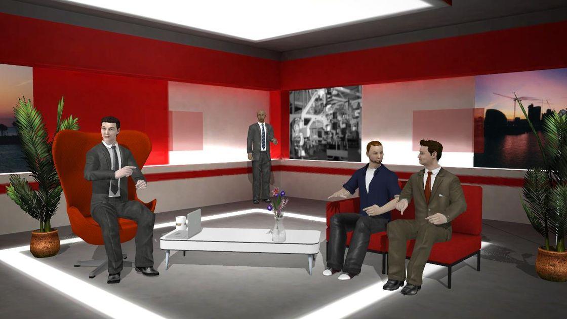 Tv Studio Backdrops Joy Studio Design Gallery Best Design