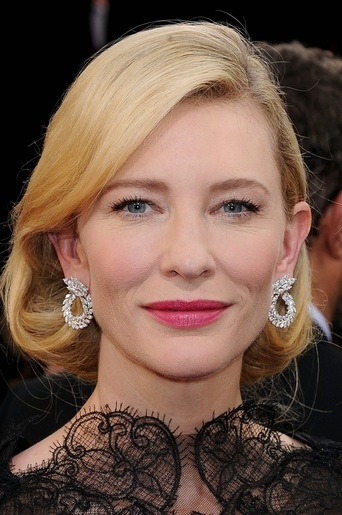 Cate Blanchett-Movies with Friends for Netflix