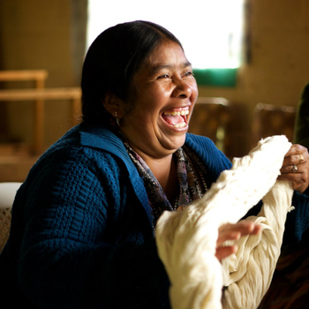 Deana Experteeing in Guatemala