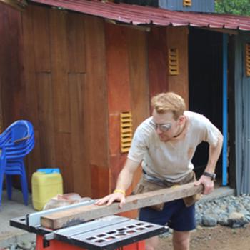 Drew Experteeing in Panams