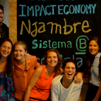 Jamie Experteering in South America