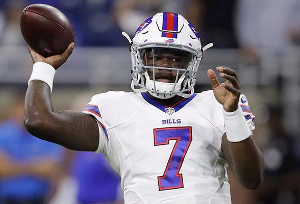 35fe7a90f  TRADE ALERT  Buffalo Bills trade QB Cardale Jones to the Los Angeles  Chargers for a conditional draft pick. Could he be the successor to Phillip  Rivers