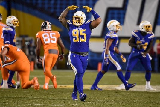 The Bills have also signed DT Tenny Palepoi. The 27-year old was signed by  the Chargers as a UFA in 2014. 40566008f