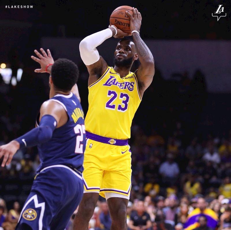 e3f83c95fb1 LA Lakers