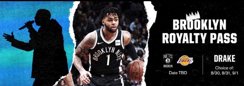 The Nets are so desperate to sell tickets 05fe623f0