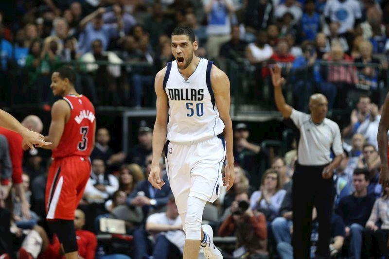 660702b72 Mavericks re-sign Salah Mejri to help back up DeAndre Jordan