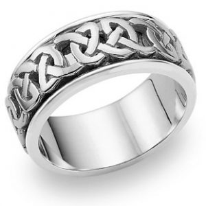 Celtic Wedding Bands (Page 1 of 1) - Wedding Products on ...