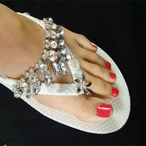 59bfc3592c7c92 Bridal Flats (White) (Page 1 of 1)