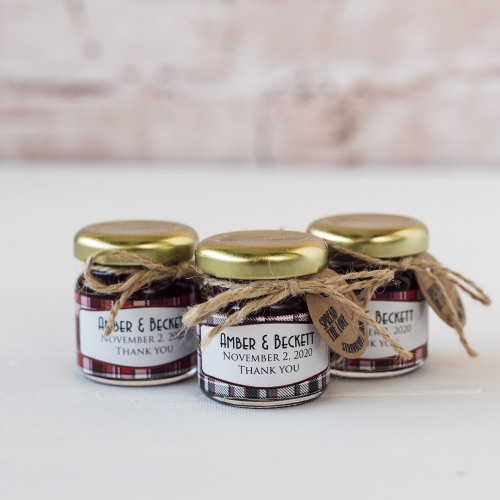 Jam Wedding Favors Page 1 Of 1 Wedding Products From