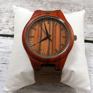 Personalized Wooden Write Watch