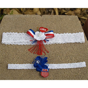 USA Garter Belts