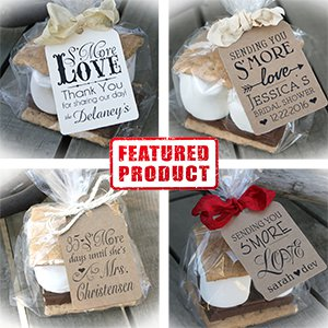 Wedding or Shower S'more Kits