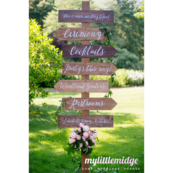 Unique Rustic Wood Signs (Page 1 of 2) | Wedding Products from  PS73
