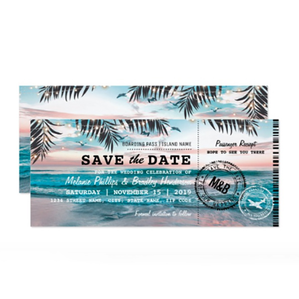 Wedding Invitations And Save The Dates (Page 1 Of 18