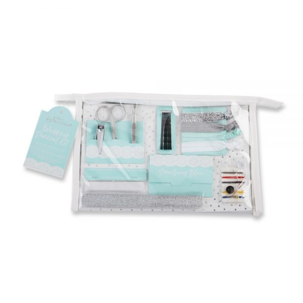 Kate Aspen Survival Kit Party Favor Blue