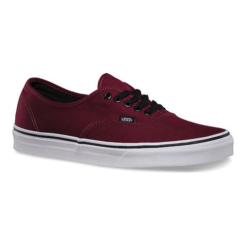 Vans Authentic Sneaker, Size: 3.5 M, Port Royale/Black