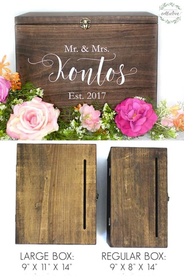 Rustic Card Boxes Page 1 Of 1 Wedding Products From