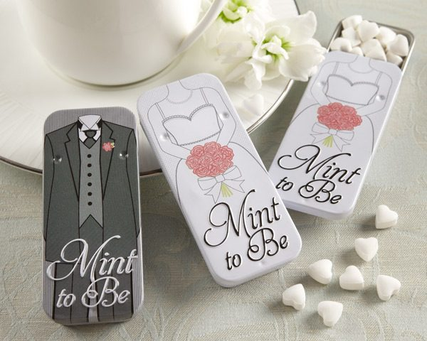 Mint to Be Mint Tins (Bride and Groom Available)
