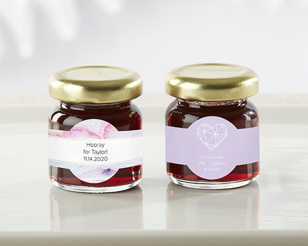Personalized Elements Strawberry Jam (Set of 12)