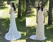 boho wedding dress lace wedding dress sleeveless bohemian wedding dress lace wedding dresses lace wedding gown