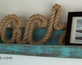 Teal Ledge Shelf, Floating Shelf, Picture Ledge, Picture Shelf, Rustic Decor, Wall Mounted Shelf, Housewarming Gift, Great Mothers Day Gift