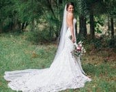 Wedding Veil, Soft Bridal Veil
