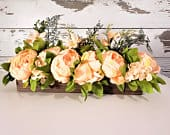 Wedding Centerpiece, Rustic Wedding Decor, Table Decorations, Reclaimed Wood Centerpiece, Bridal Shower Decor, Dinner Party