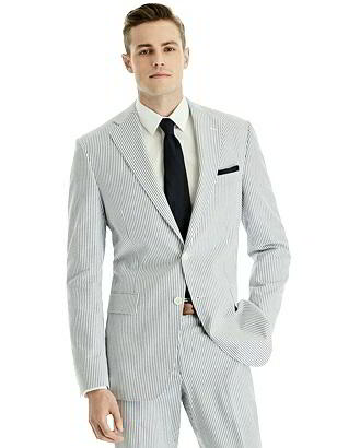 Hardwick Men's Seersucker Jacket