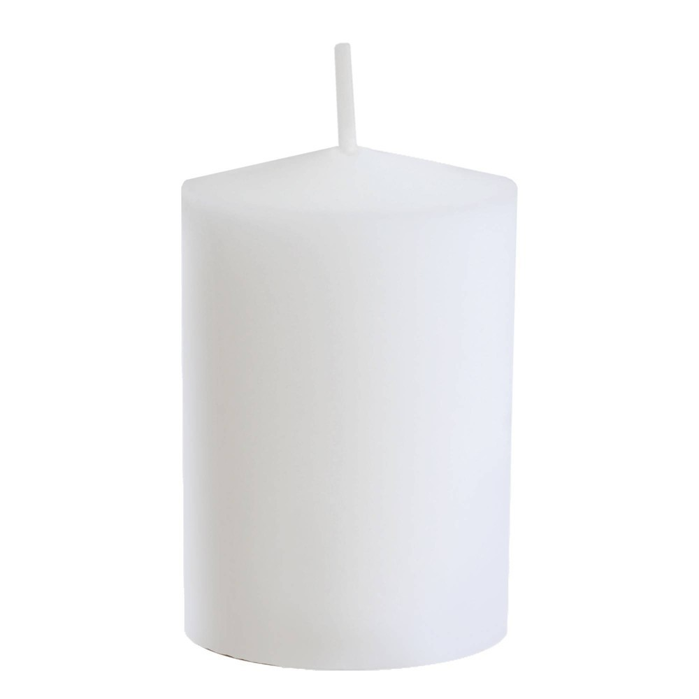 36ct Lumabase White 15-Hour Votive Candles