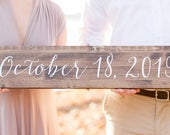 Save the Wedding Date Signs Photo prop wedding invitation sign Sophia Collection