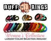 Silicone Rings For Women / Silicone Wedding Band Ring Gym/Beach/Sports/Active Womens Silicone Wedding Rings / Personalized Custom Rings