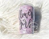 Flower girl glitter tumbler wedding gifts wedding pink glitter cup personalized kids cup bride to be future mrs bridal party