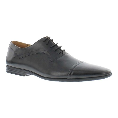 Men's Giorgio Brutini Maurice Lace Up Oxford, Size: 9.5 M, Black Polyurethane